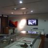 * 昨日は早稲田大学大隈記念タワー125記念室で開催されている、