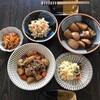 朝のお惣菜作り