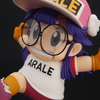 「Dr.スランプ 則巻アラレ」キーン!とアラレが走り抜ける!