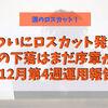 トライオートETFをついに手動ロスカット!日経225もついに20000円割れ【12月第4週運用報告】