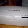 docomo LTE F-05D 箱と付属品