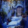 北アフリカの「モロッコ」スペイン経由で青と赤と白の街へ!