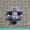 【MGガンダムMk-Ⅱ】重り取り付け工作&関節補強