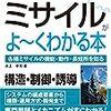「最新 ミサイルがよーくわかる本」井上孝司著