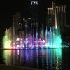 ツインタワーのあるKLCC、夜の噴水ショーがおすすめ!