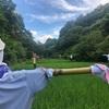YAMI大祭(200人が参加)。深呼吸学部(30人)に参加。