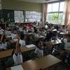授業の様子 緑化委員会