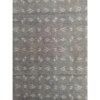 着物生地(346)抽象模様織り出し手織り真綿紬