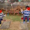 【うちの双子】公園で3