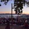 リスボンの黄昏れスポット