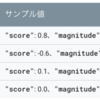 Natural Language API の基本メモ