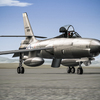 FSX XF-91B Big nose thunderceptor has been released!