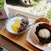 心ときめくフォトジェニックな台湾スイーツがいただける「小庭找茶 台中第二市場店」