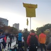 【その①】大阪マラソンの応援