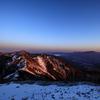 【登山記】 秋深まる鳳凰三山に青木鉱泉から鳳凰小屋から中道ルートを下る定番ルートで縦走してきました。