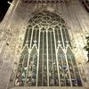 夜のステンドグラス 〜ミラノのドゥオモ