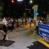 菅政権への最初の抗議「妄想ジャパンはいらない」-敵基地攻撃能力保有への反対集会で志葉が演説 #今日のニュース #今日の話題