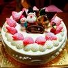 ケーキ屋さんに行く 『DOEL』 ~みんな揃ってクリスマスケーキです~