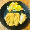 チキンカツと野菜の蒸し煮