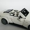 【レゴ自作】レクサスLCのコンバーチブルモデル 作ってみた