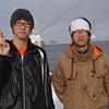 富良野からの釣り仲チカ釣り遠征/今年の鮭遠征は…!!/ 今日の紋別港