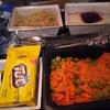 【Day10】(7)エティハド航空でアブダビから成田に帰る。~エティハド航空の機内食~
