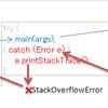 Java6 と Java7 の挙動の違いは、バグではありませんでした。