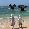 【古宇利島】3つのビーチ巡り【ハートロック・とけい浜・古宇利ビーチ】
