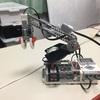 ロボットアーム作りの続き