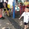 ボール扱いが上手いサッカー少年たち by インスタグラム