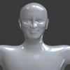 Blender 357日目。「身体のモデリング」その10。