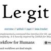 Python製のgitコマンドラインツール「legit」を試す