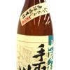 手取川(山廃仕込純米酒・ひやおろし無濾過生詰)をぬる燗で味わう