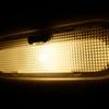 簡単:室内ランプのLED化 T10(オススメの電球色、暖白色LED)