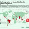 世界の銀行を狙うサイバー攻撃、北朝鮮が関与か