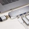 【JCD386 レビュー】MacBookユーザー必見!USB Type-AやSDカードスロットを増設可能な直結タイプのUSBドックが便利過ぎた!