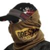 【DRESS】軽量で防寒性に秀でたネックウォーマー「アジャスタブル ネックウォーマーペイント2019」通販予約受付開始!