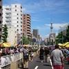 夏を告げる入谷の朝顔市そして週末は札幌に行ってました~