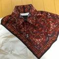 ヨシオクボのバンダナシャツが着用難易度高すぎワロタ