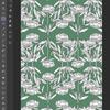 【メイキング】花1輪だけ描いてパターンを作る