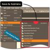 【DAZstudio】セクション4.4 シェ―ピングプリセットのセーブ 日本語ユーザーガイド 非公式 UserGuide