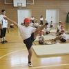 4年生:体育 マット運動