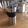 自分でコーヒー豆を挽くようになった