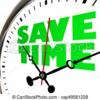 「節約」と「時間」との相関関係