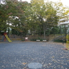 箕輪諏訪下第二公園(ブランコ・すべり台のある起伏のある公園)