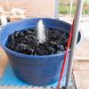 養殖プール循環濾過システム設置