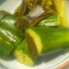 家飯 夏野菜和食全開