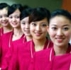 【世界の美人CA/Flight Attendantシリーズvol.2】中国南方航空-China Southern Airlines
