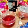 【当選】フルーティーな香りと酸味が楽しめるノンカフェインティー『トワイニング フルーツ&ハーブティー』もらった。