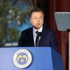 (韓国反応) 文大統領「日本と対話する準備…」●「過去に足を引っ張られるわけにはいかない」